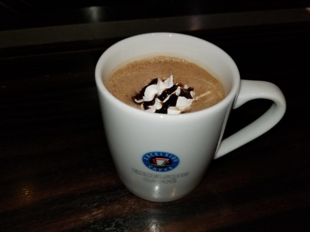 カフェモカホットS