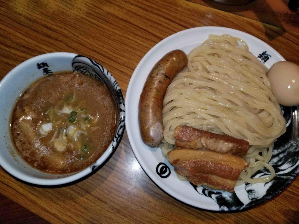 麺屋武蔵虎洞濃厚虎洞つけ麺