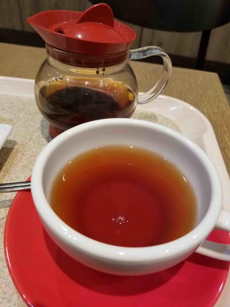 紅茶オレンジペコ