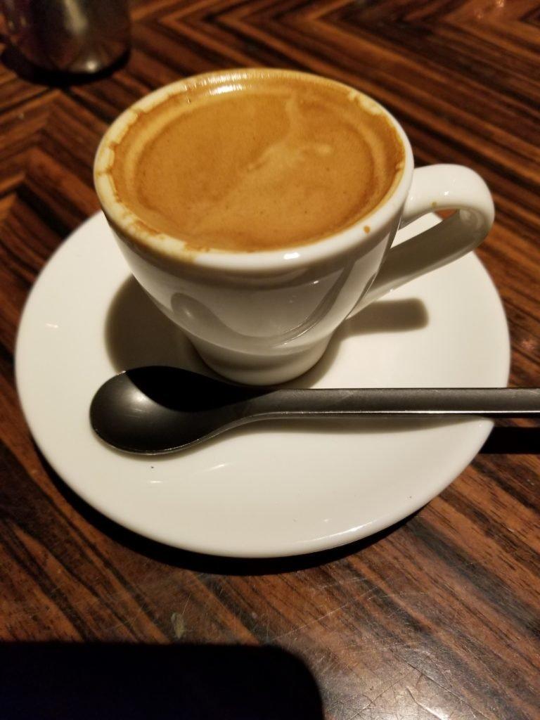 CafeRIGOLETTOエスプレッソ