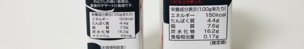 kaldiパンダ杏仁豆腐カロリー