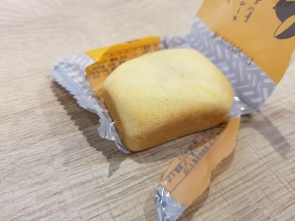 Gongchaマンゴーケーキ