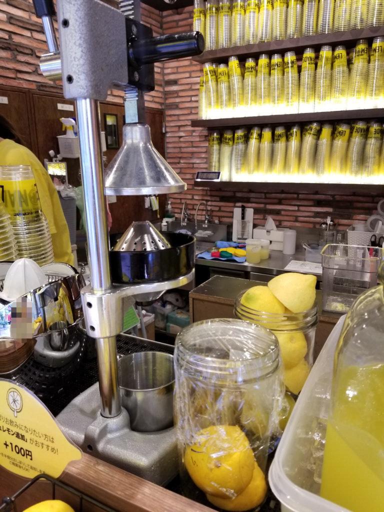 LEMONADEBYLEMONICAレモン絞り器