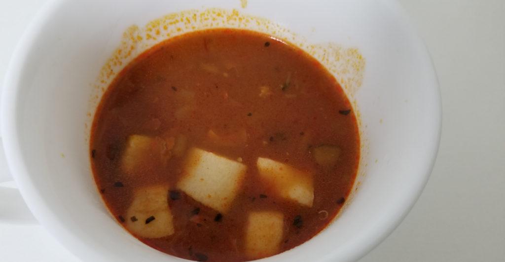 soup豚トロのトマトストロノガノフ紹介画像2