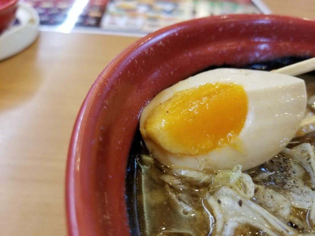 くら寿司豚骨醤油ラーメン04