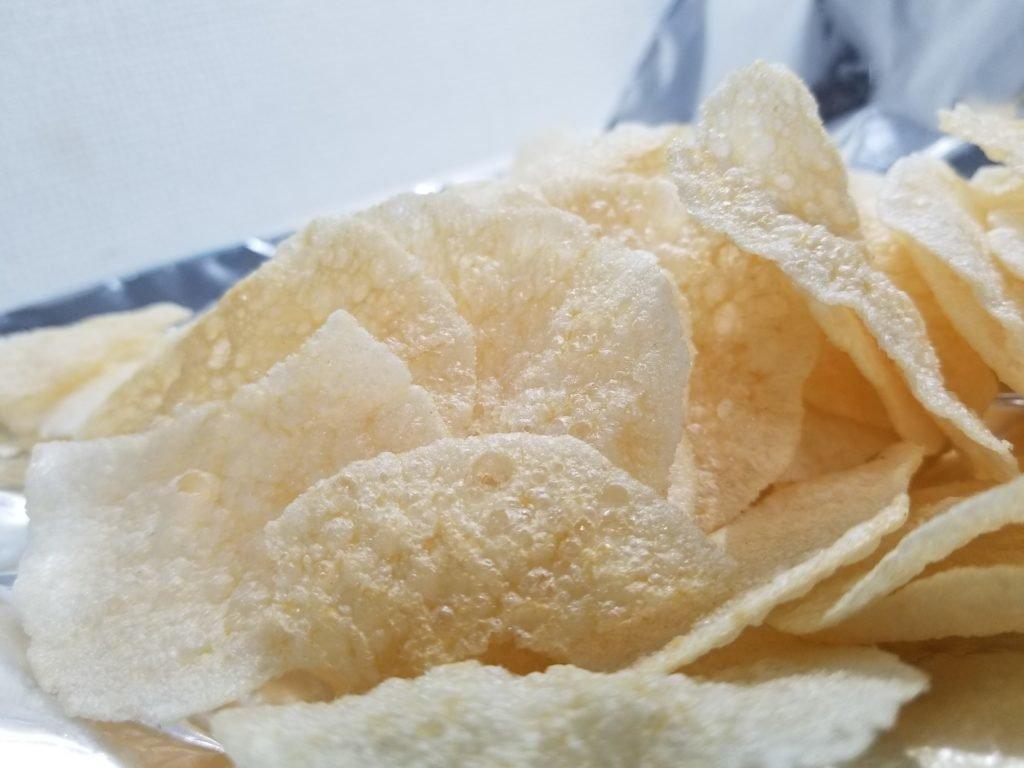 カロリーを気にせず食べられるポテトチップス1