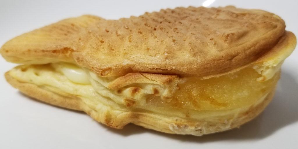 くりこアップルチーズクリーム全体像