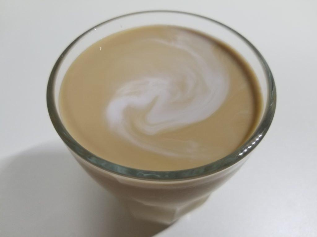 カフェオレベース