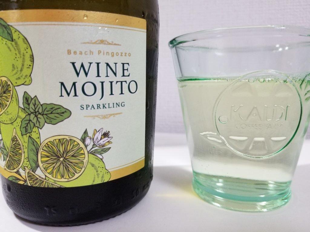 ワイン・モヒートスパークリング
