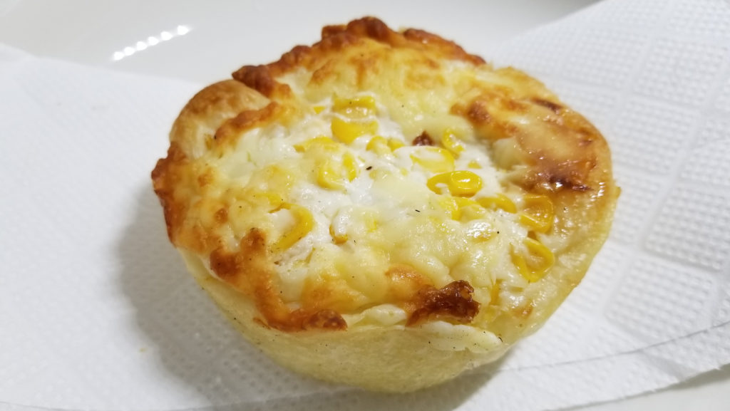 bonマヨコーンクリームチーズ全体像