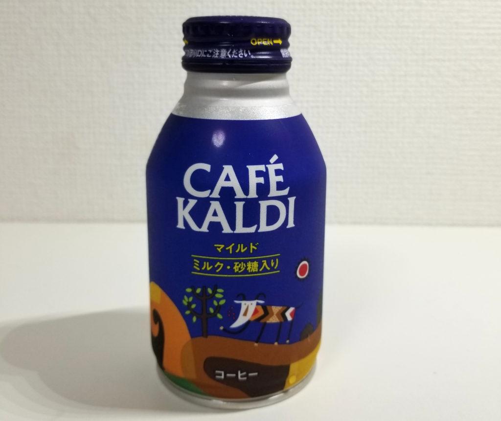 kaldiマイルドコーヒー紹介画像