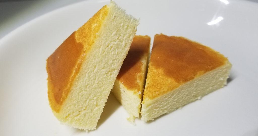 kaldiしっとりチーズケーキマロントップ画像