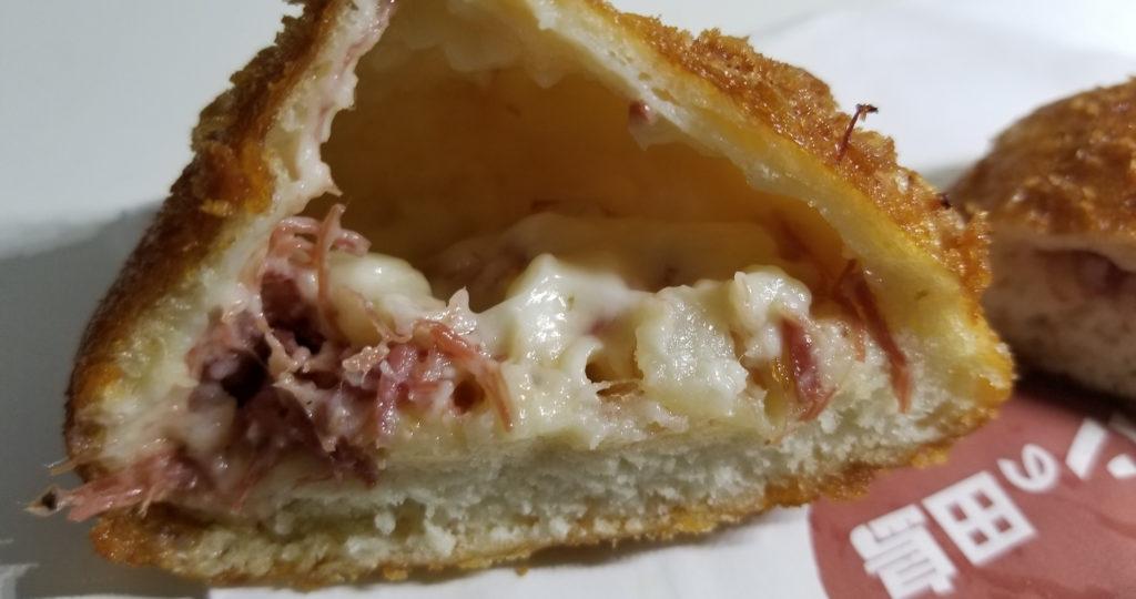 田島とろけるチーズコンビーフポテト断面2