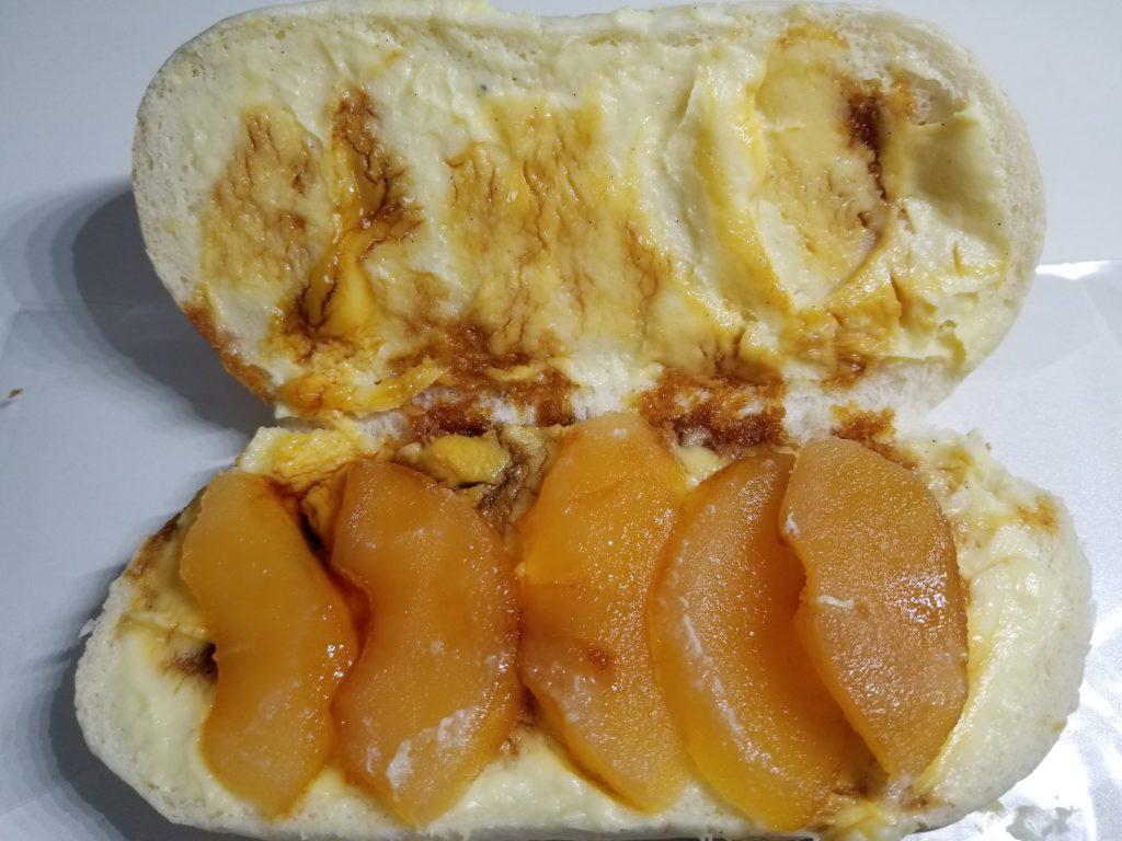 田島焼きりんごカラメルカスタード