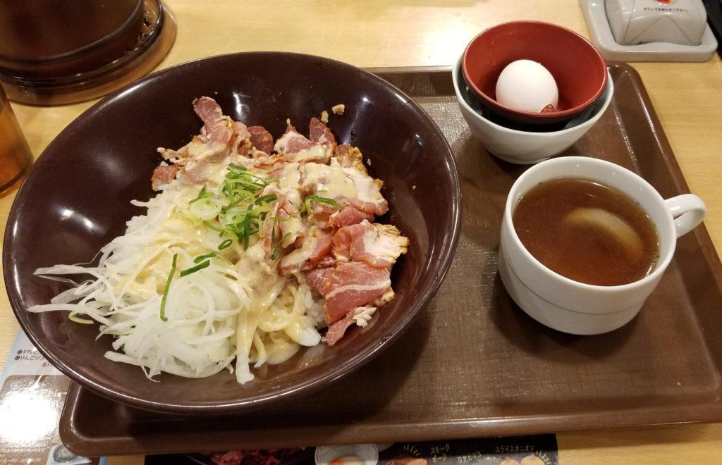 すき家NYポーク丼トップ画像