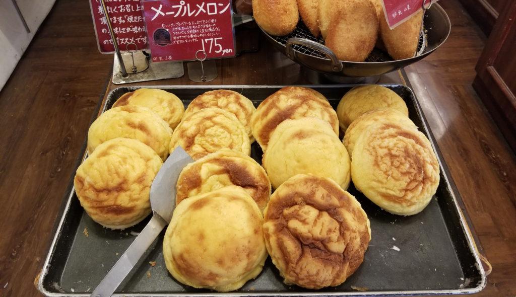 bonメープルメロンパン紹介画像