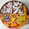 cupどん兵衛黒酢酸辣湯アイキャッチ