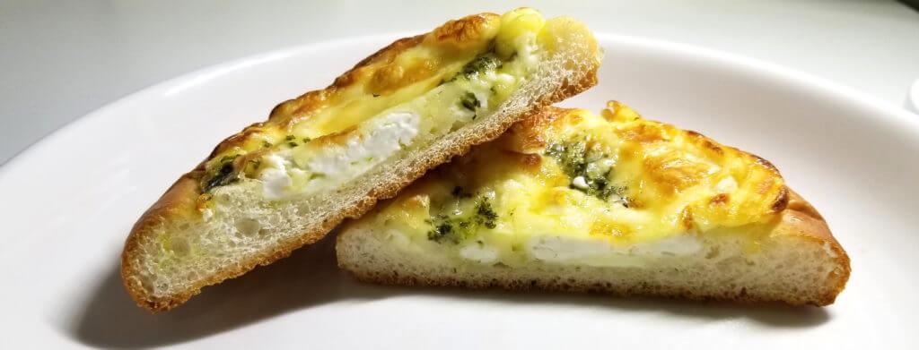 marcバジル&クリームチーズ断面