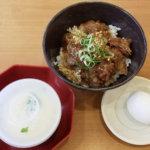 kuraランチ牛カルビ丼茶碗蒸しアイキャッチ