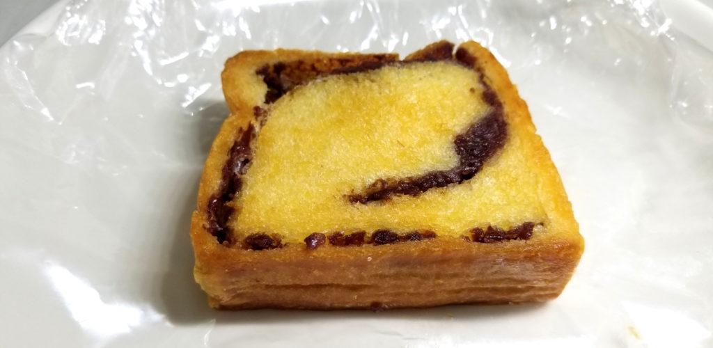tajimaあん塩バタートースト全体像
