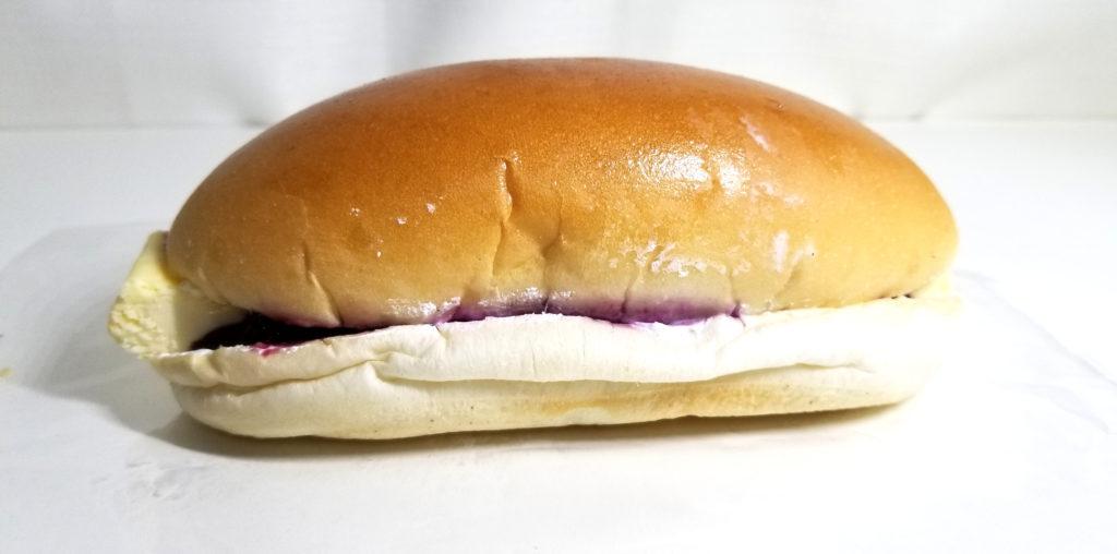 tajimaチーズケーキサンド全体像