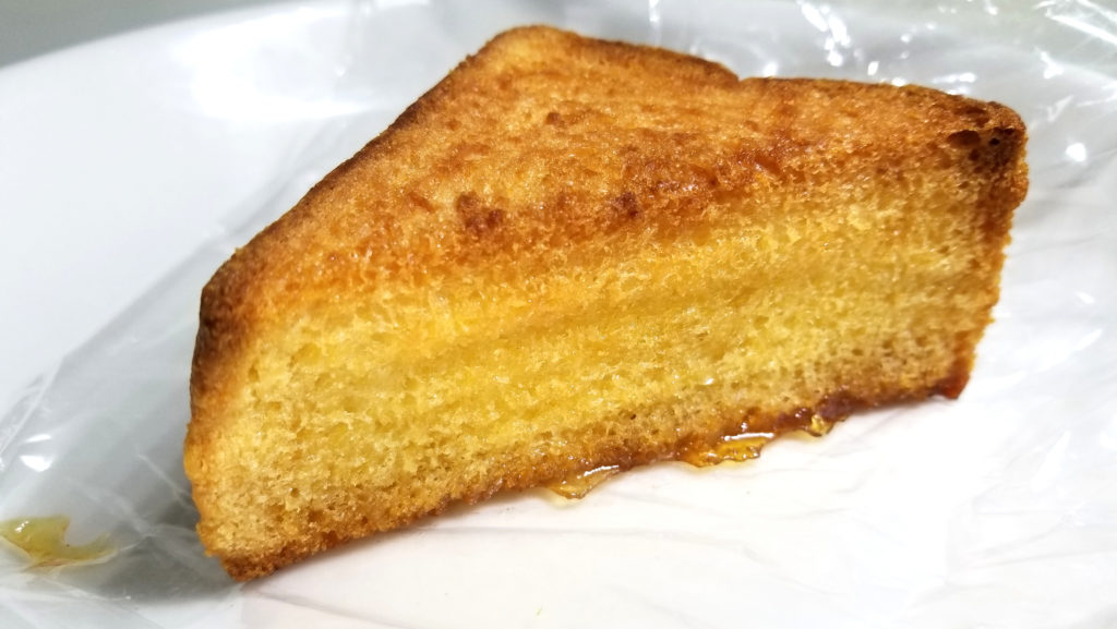 tajima厚切りトーストハニーメープル全体像1