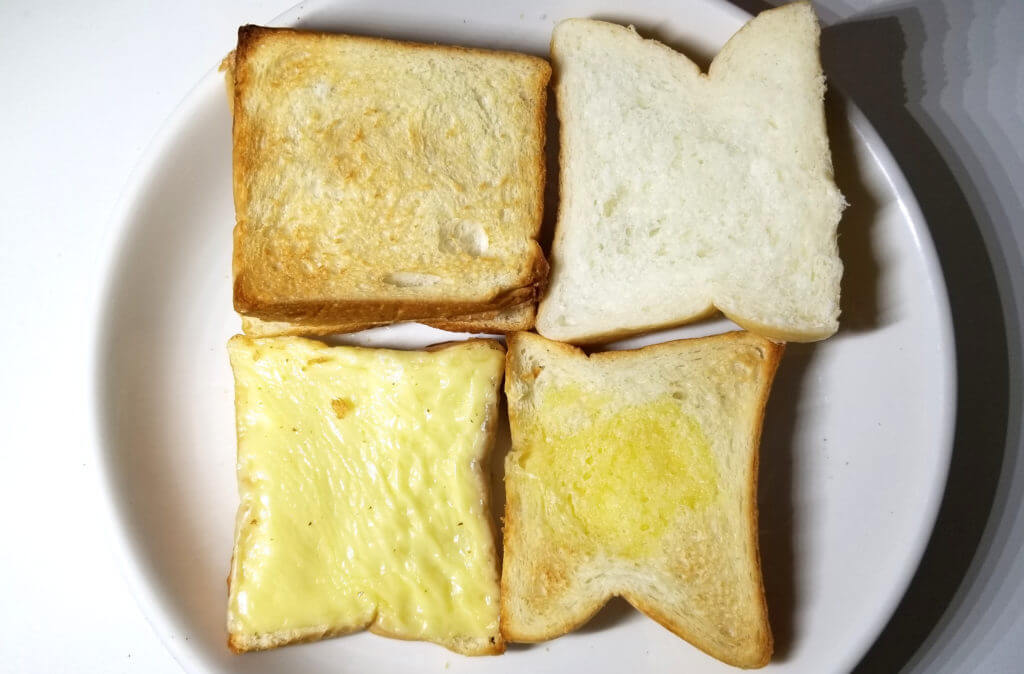 tajima福みみ食パン食べ方色々